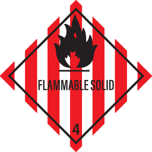 Flammable Solid IMO 4.1