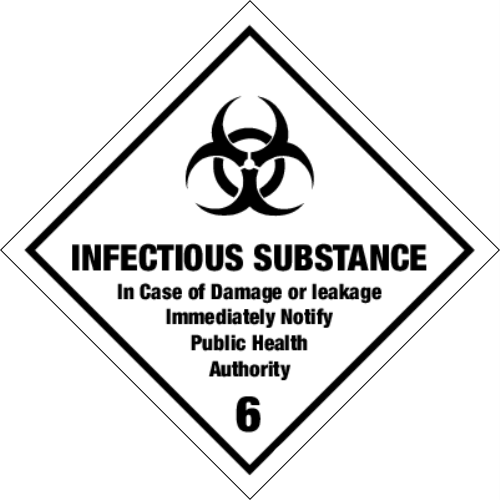 Infectious Substance IMO 6.2