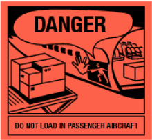 Danger (sticker)