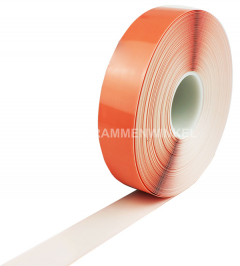 PermaRoute® PVC 0,7mm, wit 50mm