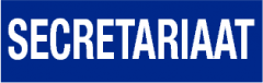 Secretariaat (sticker)