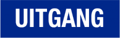 Uitgang (sticker)